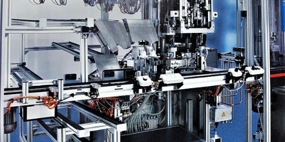 南京翰廷提供的博世自动化流水线可以每7.5秒生产一种产品。