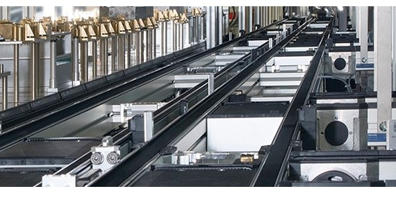 南京翰廷公司推荐的博世自动化流水线为什么叫柔性流水线